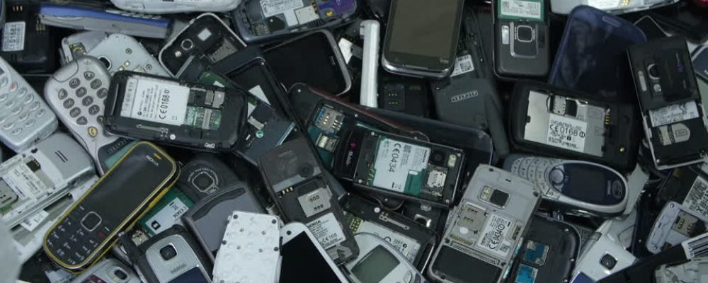 Our company is different in that we are in the electronic recycling industry rather than the scrap battery business.